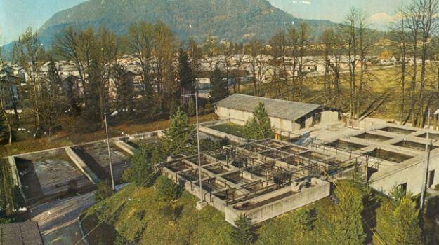 ČN Brod nekoč. ČN Brod je bila prva čistilna naprava na območju nekdanje Jugoslavije. Zgrajena je bila leta 1954, obratovati je pričela 2 leti kasneje.